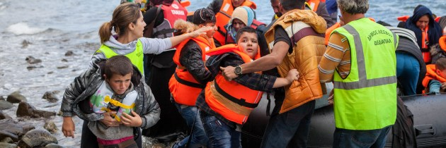 At the Root of the European Refugee Crisis: An issue of European Identity?