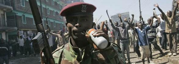 The Rise of Coups D'État: Kenya vs. Burkina Faso