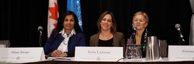 McMUN Global Leadership Forum: Gender equality as a shared responsibility