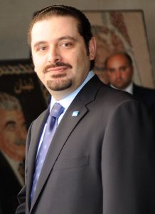 Saad Hariri, former Prime Minister of Lebanon, Wikimedia Commons