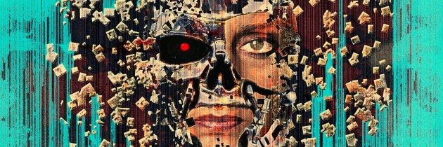 The Fourth Industrial Revolution: The Future of AI, Ethical and Political challenges, and Existential Risk