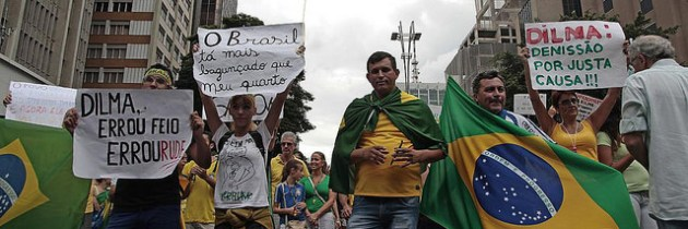 Brazil in Turmoil: The Cost of Scandal and Corruption on Democracy