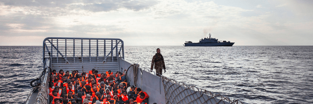 Italy's Veto Threat and the Refugee Crisis