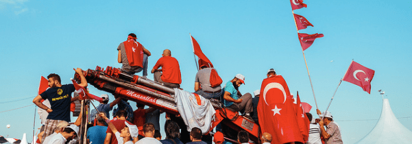 Erdoğan's Gamble