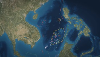 South China Sea Reef disputed claims. http://www.nytimes.com/interactive/2015/07/30/world/asia/what-china-has-been-building-in-the-south-china-sea.html