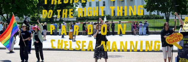 Chelsea Manning: At the Intersection of Security, Civil Liberties, and Human Rights