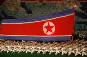 A nationalist celebration in Pyongyang https://flic.kr/p/2yRkCU