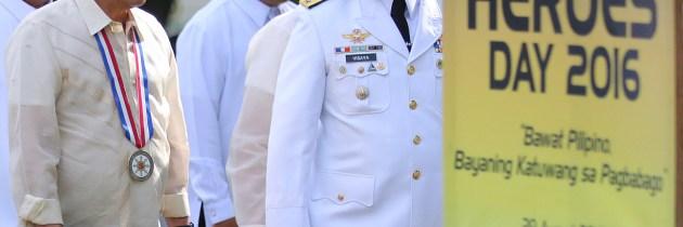 Rodrigo Duterte – The Hulk of the Philippines