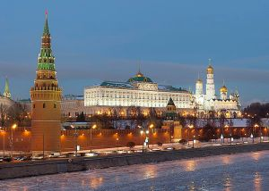 The Kremlin, which houses the government in Russia, came under fire for laws pertaining to homosexuality in 2013. http://bit.ly/2r5H4So