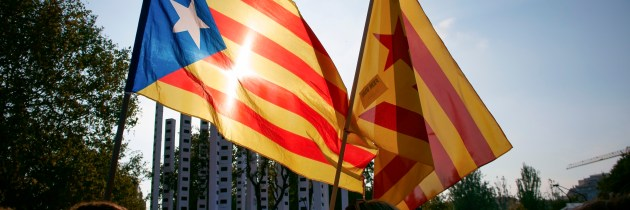 Catalonia's Secessionist Tug-Of-War Lives On