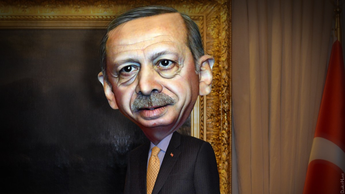 Turkey's Cartoonists Under Fire, Freedom of Speech Under Threat