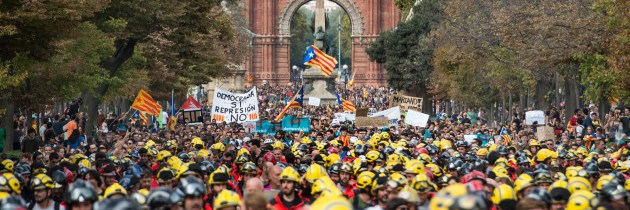 Spain's Overreaction to the Catalan Referendum