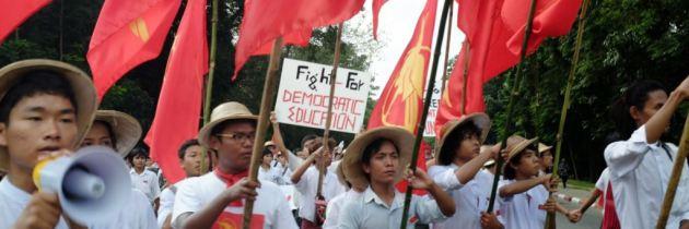 Pseudo-Secularism in Myanmar