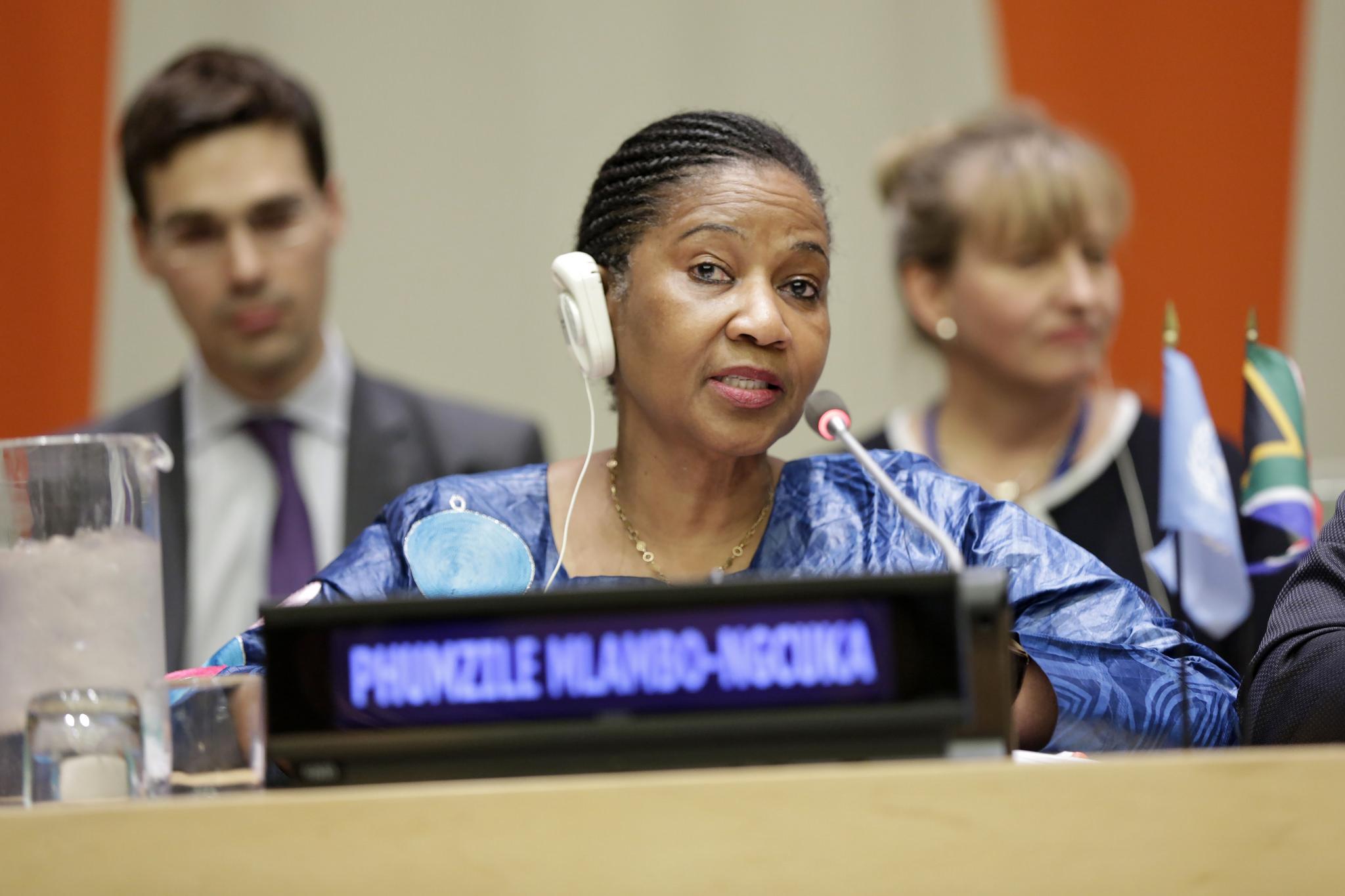 Speaker Kadaga urges global leaders to do more on Women empowerment