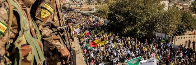 Afrin Under Siege: Turkey Enters the Syrian War