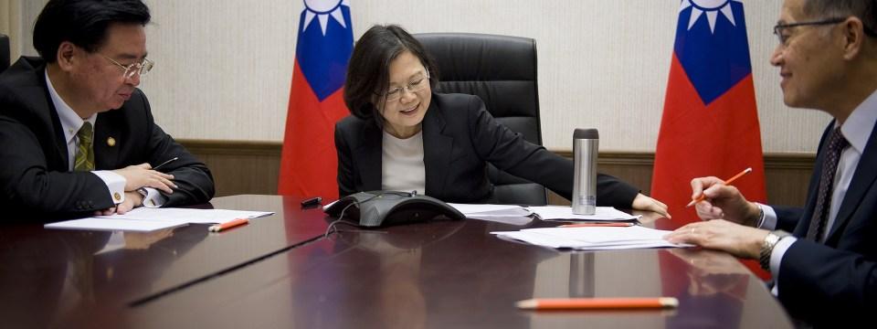 Engaging Taipei: The Taiwan Travel Act