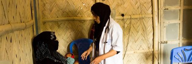 The Rohingya Refugee Crisis: A Gendered Emergency