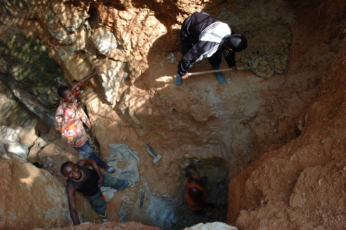 The Congo Wars: The Curse of Mineral Wealth Explored
