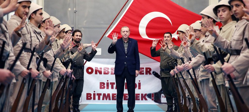 Erdogan's Re-election and Its Dire Consequences