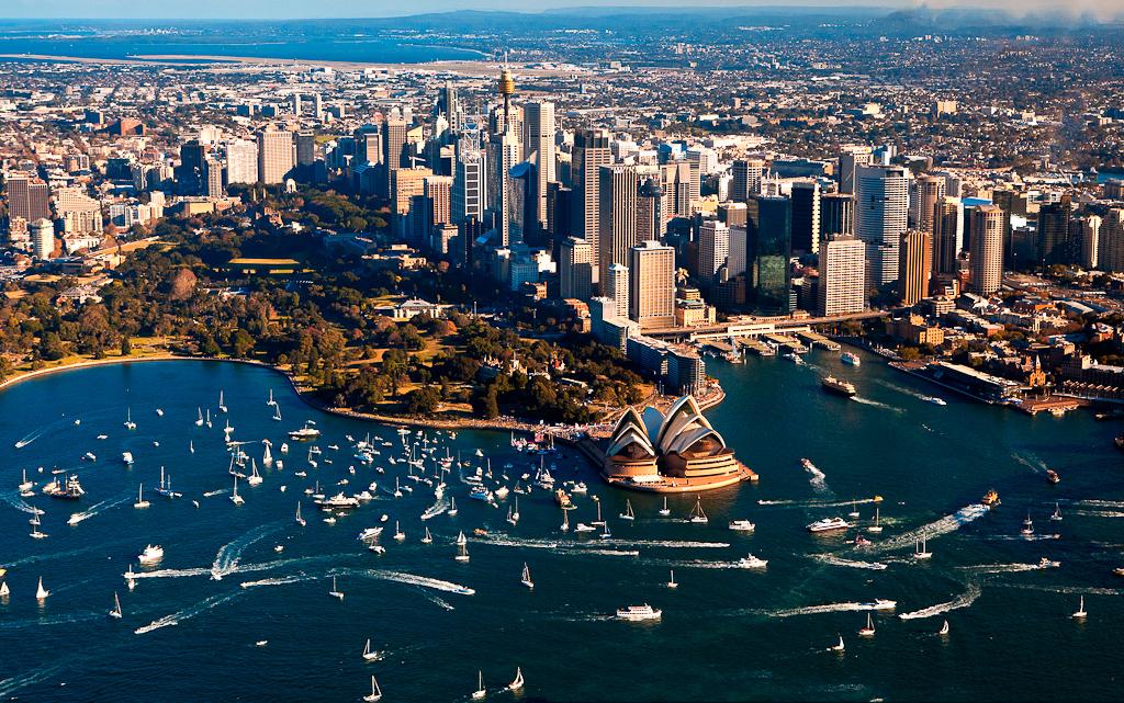 A Tale of Three Sydneys