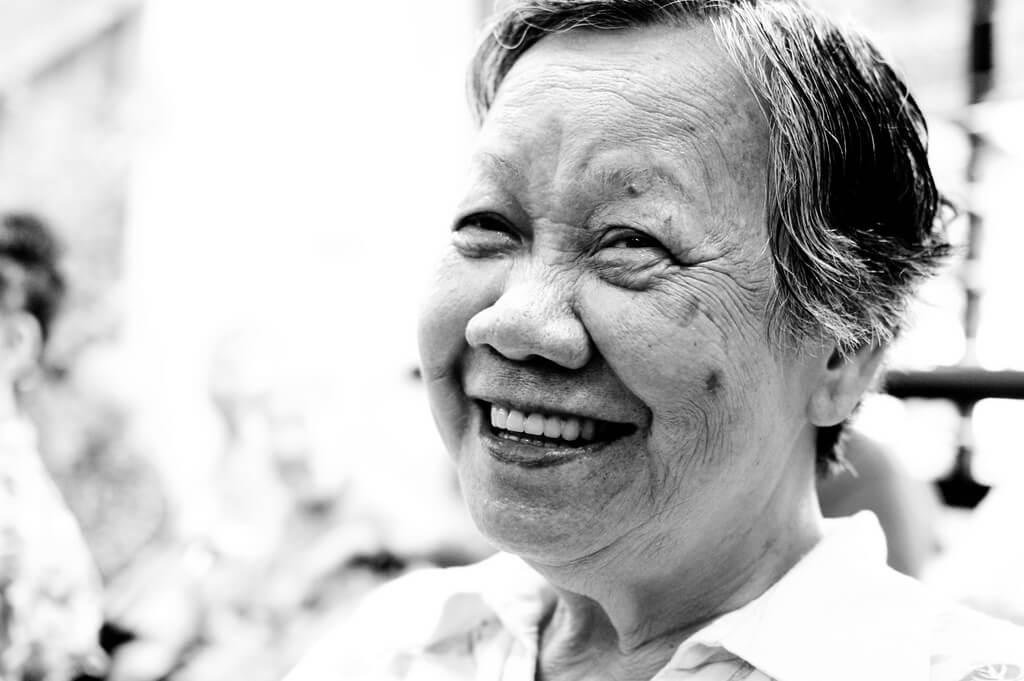 Žene postanu sretne tek kao udovice, nakon 85. godine