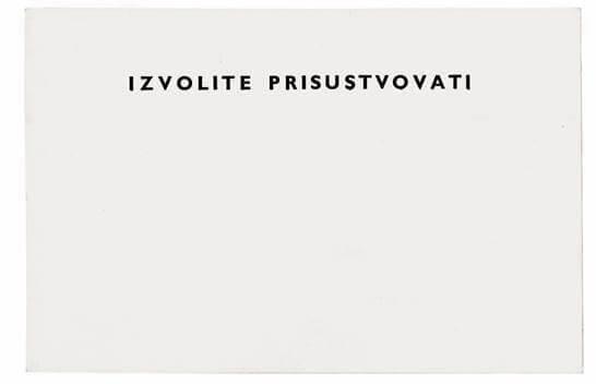 Izložba u spomen Josipu Vaništi, velikom umjetniku i jednom od osnivača Gorgone