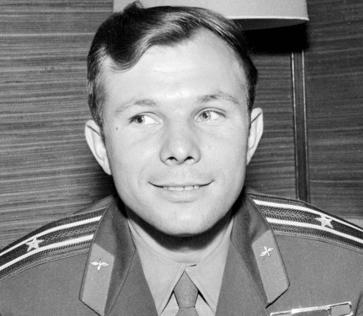[9.3.] Rođen Jurij Gagarin, prvi čovjek u svemiru