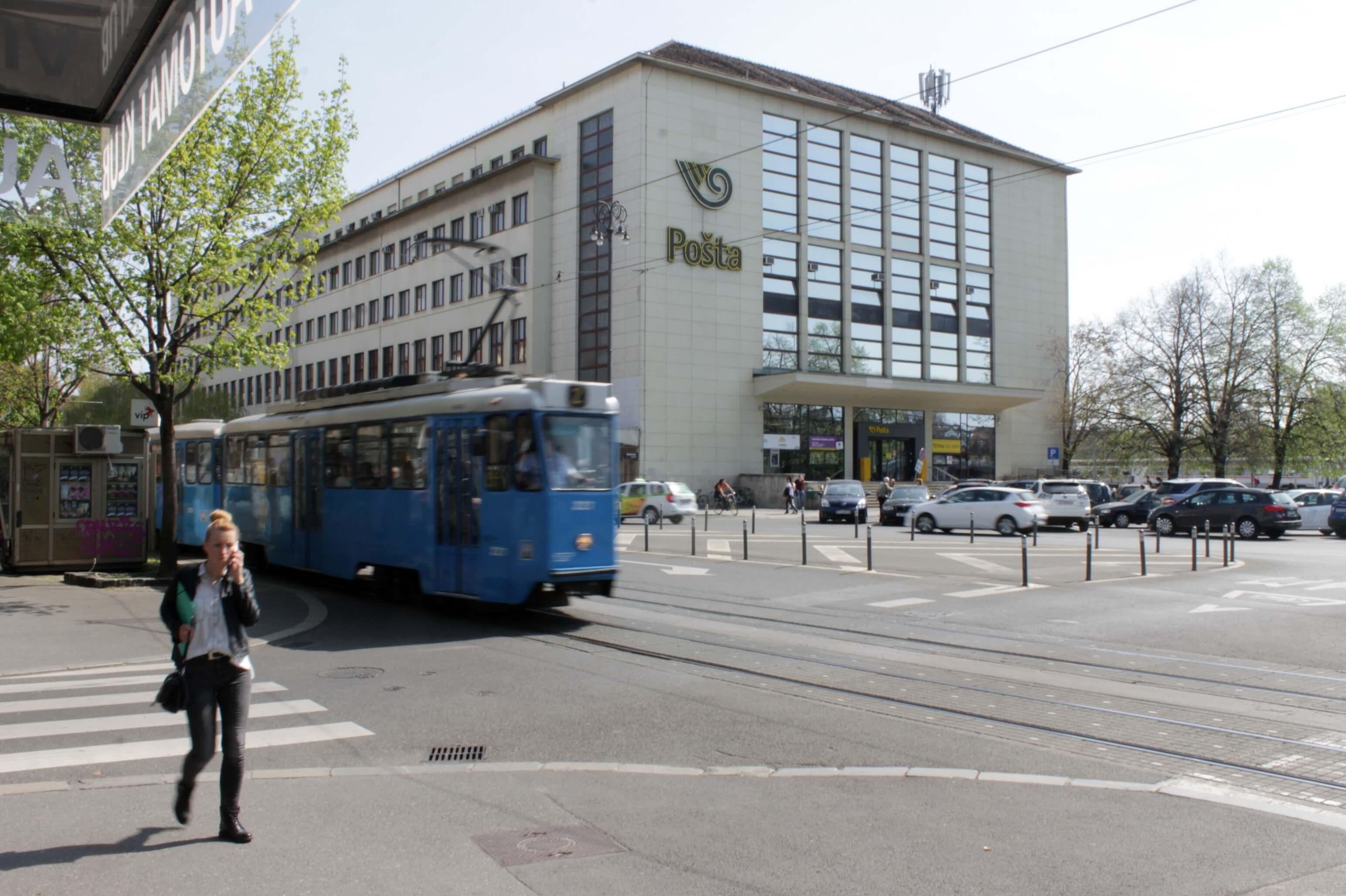 Radovi u Branimirovoj trajat će još dva tjedna, do tad tramvaji prometuju izmijenjenim trasama