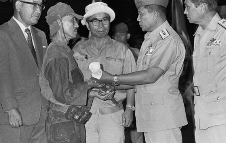[10.3.] Predao se Hiroo Onoda, japanski vojnik koji se nastavio boriti 30 godina nakon završetka Drugog svjetskog rata