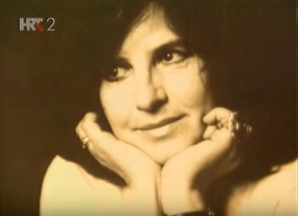 [10.4.] Rođena jedna od najistaknutijih hrvatskih pjesnikinja, Vesna Parun