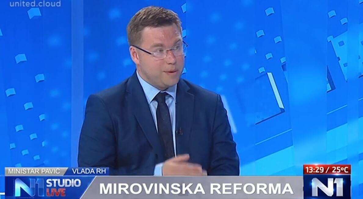 Pavić pričao o novim detaljima reforme, objasnio zašto njegovo ministarstvo kupuje 25 automobila