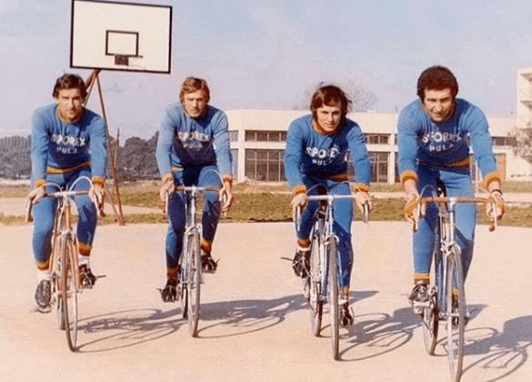 Cestovni prvaci: Mladi biciklisti iz Splita godinama su bili ponos Jugoslavije