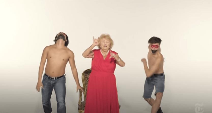 Preživjela holokaust, pa može i sve ostalo: 96-godišnja Inge danas ima svoj death metal bend