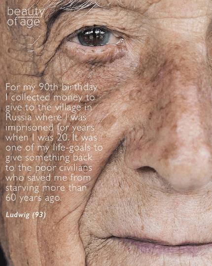 """93-godišnji Ludwig: """"Za svoj 90. rođendan poklonio sam novce Rusima koji su mi spasili život u 2. svjetskom ratu"""""""