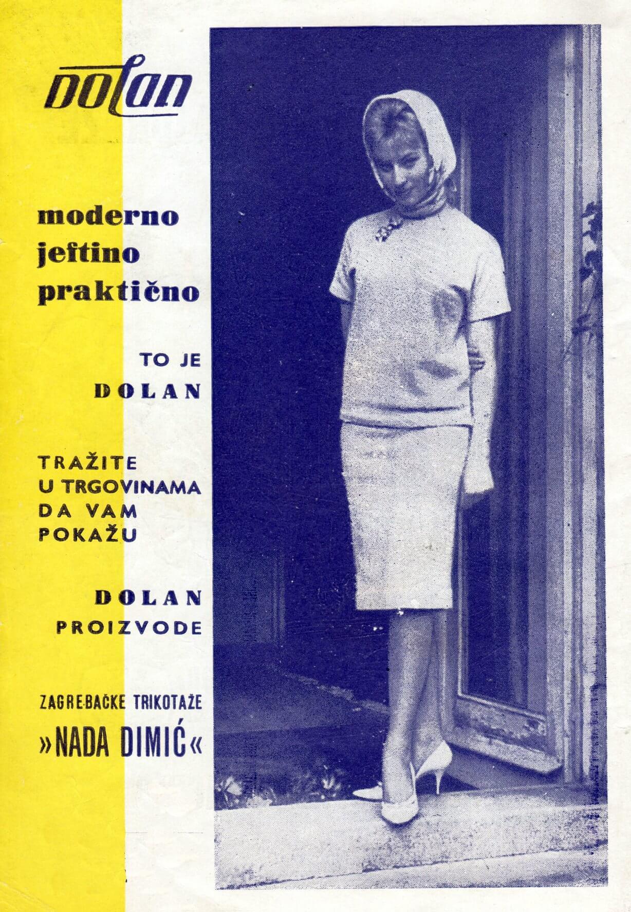 Bezvremenska moda: Sjećate li se proizvoda iz tvornice trikotaže Nada Dimić?