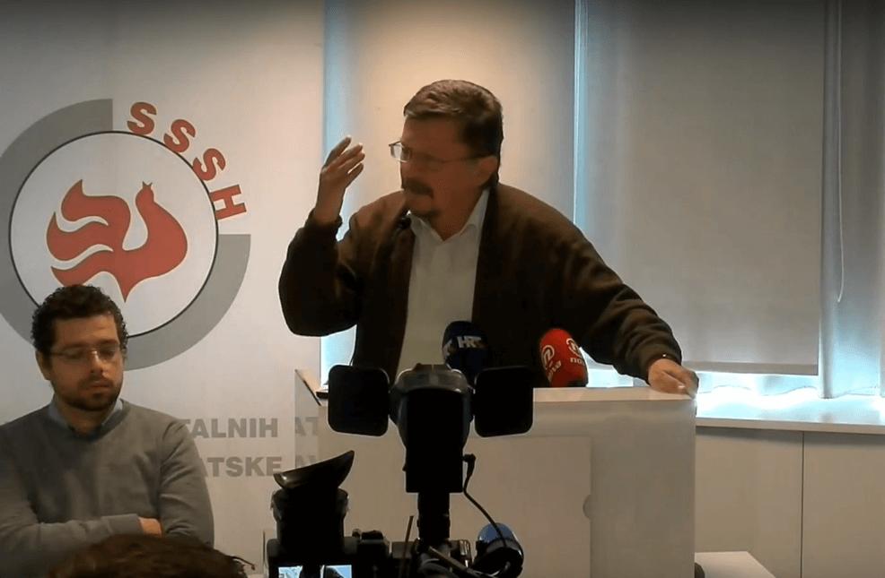 Plenković okrivio sindikate za loš izborni rezultat, pogledajte što su mu odgovorili
