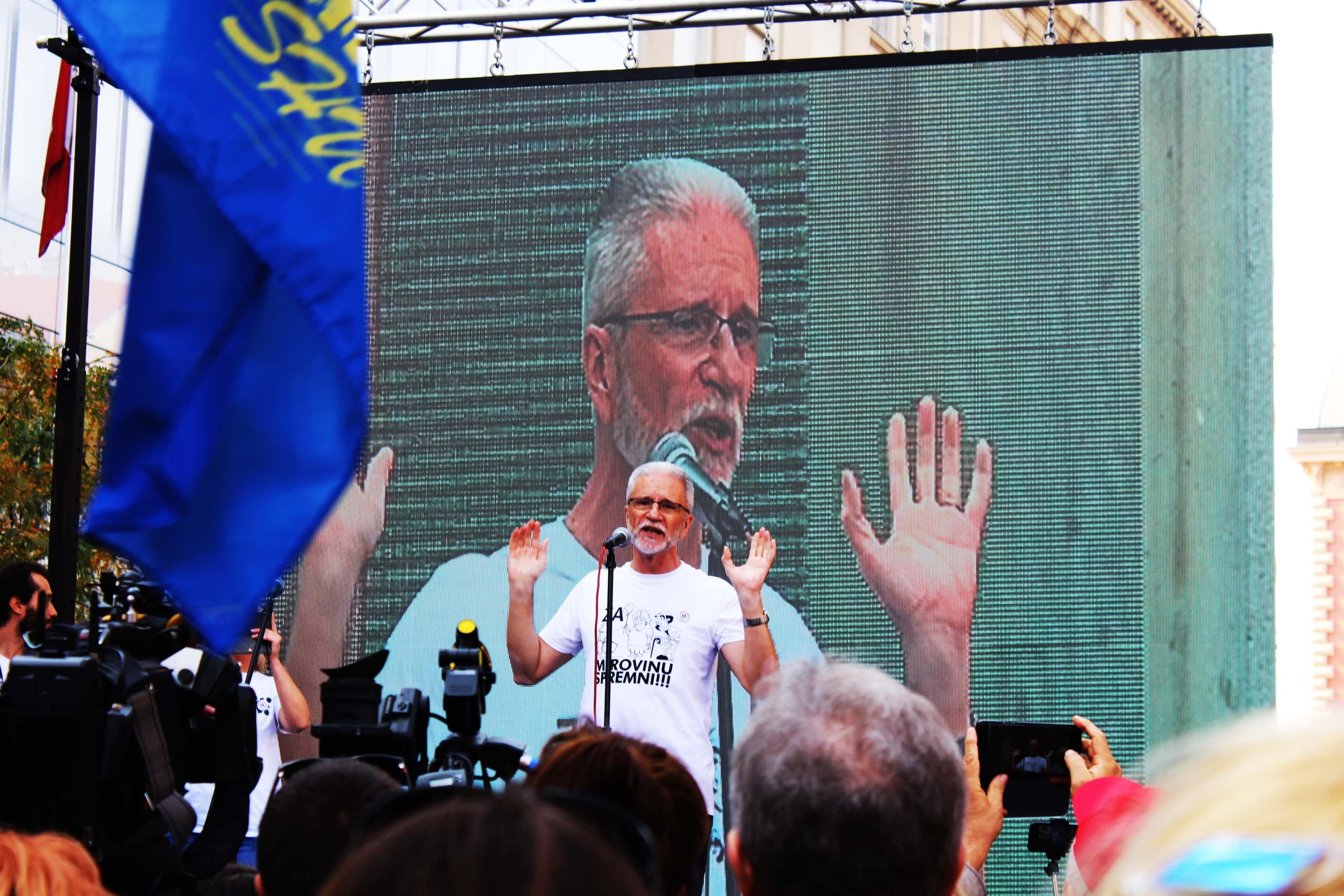 Sever: Vlada odugovlači s provjerom potpisa, u rujnu očekujemo da odobri referendum!