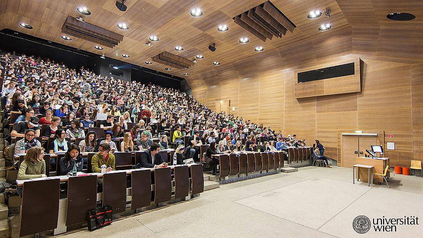 Predavaonica © Sveučilište u Beču