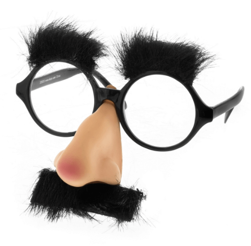 groucho naočale