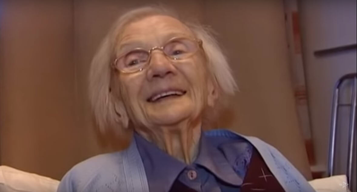 Baka (109) zna: Tajna života je u zobenoj kaši i izbjegavanju muškaraca