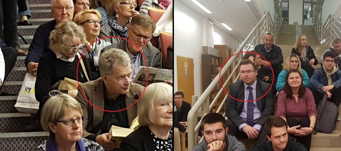 Tko je to napravio bolje, predsjednik Finske ili ministar rada i mirovinskog sustava?
