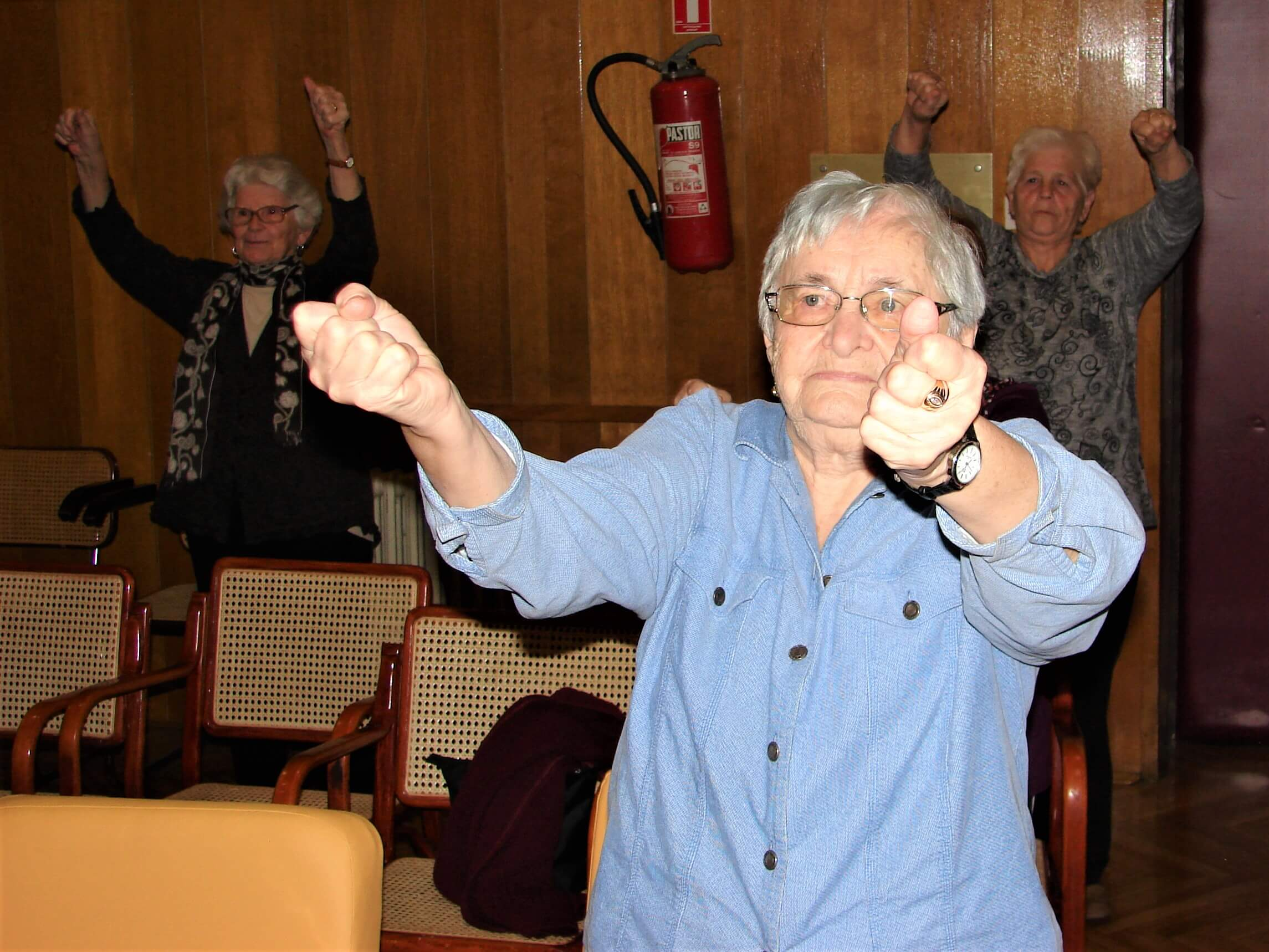 Umirovljenicima osigurali pola godine besplatnog treninga i vježbanja
