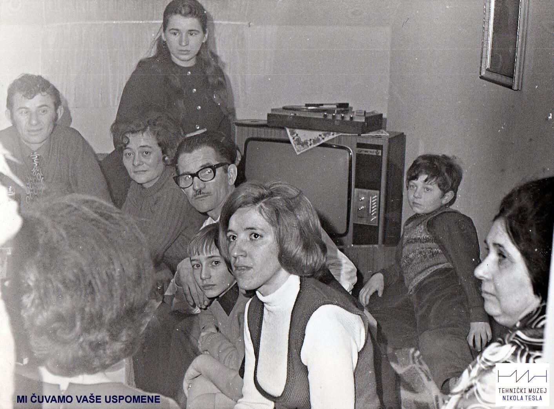 Uz stare televizore i gramofone RIZ-a okupljale bi se cijele obitelji
