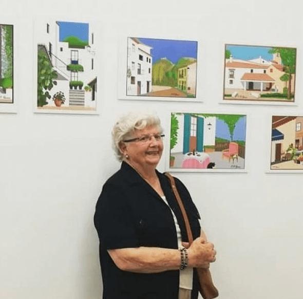 88-godišnja umirovljenica u najtežem programu za crtanje postiže fantastične rezultate