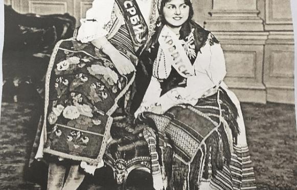 Fotografija hrvatske i srpske misice stara 90 godina otkriva koliko su se standardi ljepote promijenili