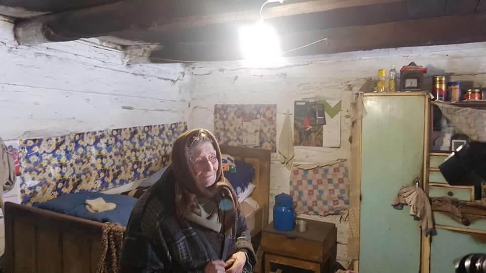 Priča koja je ganula Hrvatsku: Nakon struje, baka Ljuba dobila knauf ploče i peć