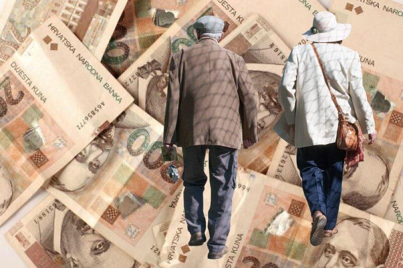 Zašto su predstavnici umirovljenika 'covid dodatak' spustili s 2.500 na 1.135 kuna!?