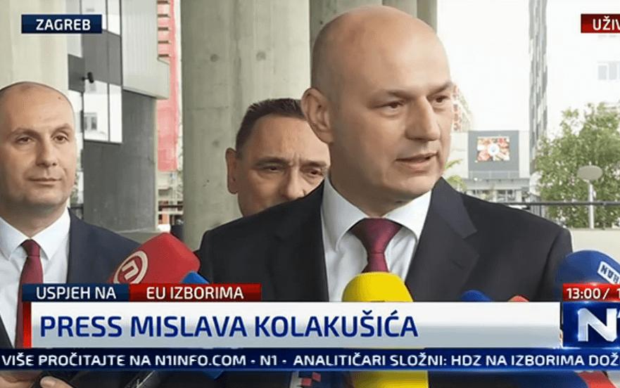 "Kolakušić: ""Primat ću plaću ministra pravosuđa, a premijer ću biti volonterski!"""