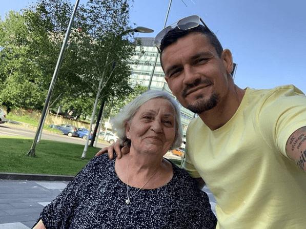Lovren s bakom na Instagramu poslao moćnu poruku za one koji zanemaruju bake i djedove