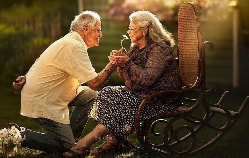 [FOTO] Mlada fotografkinja ovjekovječila ljubav starijih parova